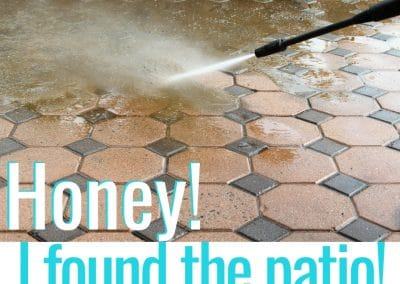 Paver Cleaning NKY