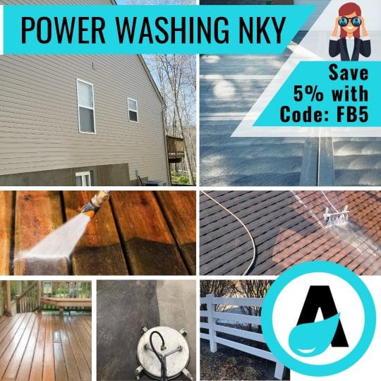 NKY Pressure Washing Special Offer